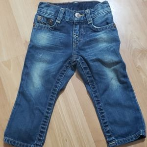 True Religion baby boy jeans